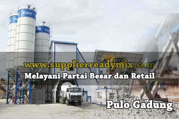 Harga Beton Jayamix Pulo Gadung