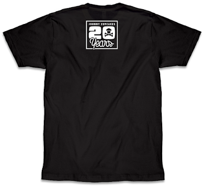 Johnny Cupcakes 20th Anniversary Vintage Collection T-Shirts