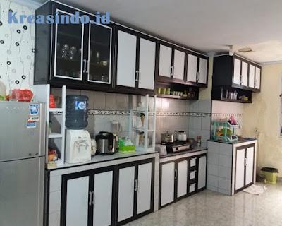 Keunggulan Kitchen Set Aluminium Dan Aluminium Composite