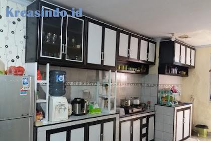 Keunggulan Kitchen Set Aluminium dan Aluminium Composite Panel (ACP) dan Modelnya