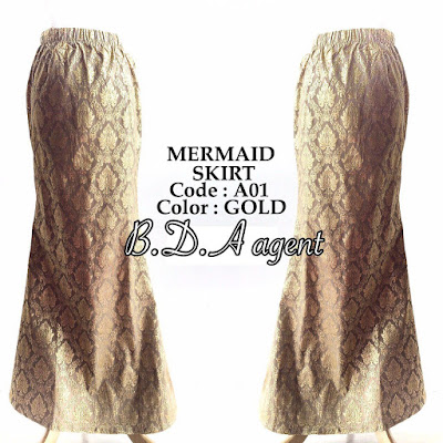 Agent Mermaid Skirt, agent Mermaid Skirt murah, dropship Mermaid Skirt, blouse dewasa, blouse murah,  blouse murah, borong blouse dewasa, blouse raya murah, dress raya 2015, blouse crepe murah, crepe, kain crepe, denim cotton, high quality,