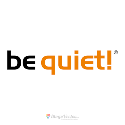 be quiet! Logo Vector