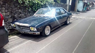 Buat Pria Sejati Pasti Suka Sedan Gahar Holden Premier HQ 1972