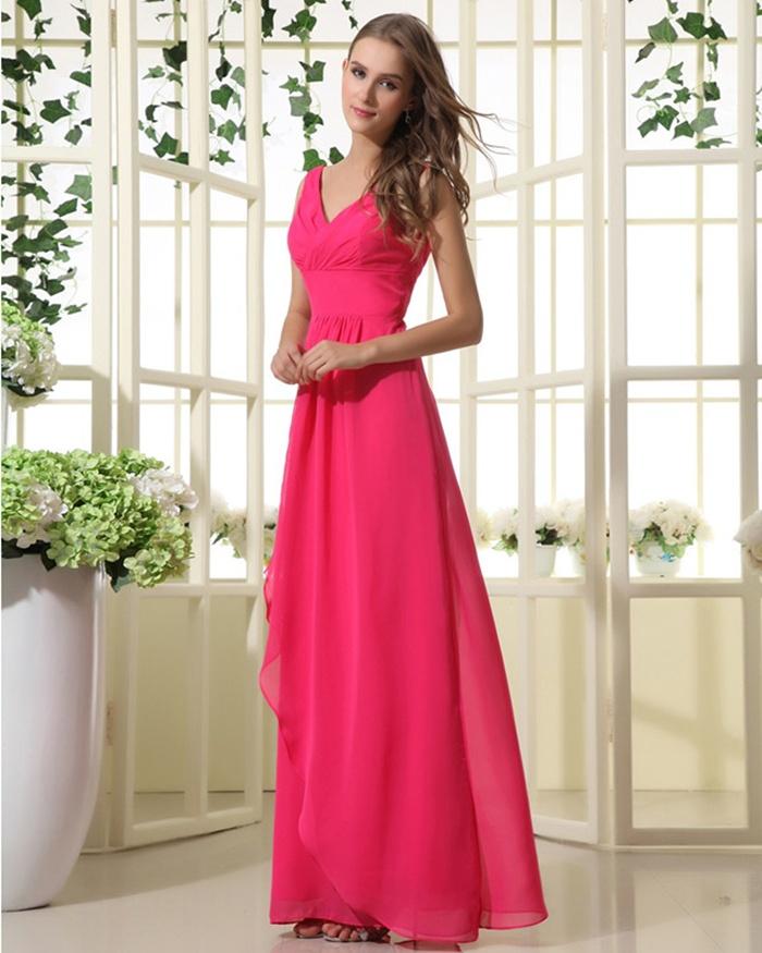 https://www.27dress.com/p/chiffon-v-neck-floor-length-empire-bridesmaid-dress-100790.html