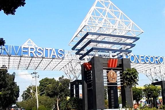 04. Kampus Arsitrek di Universitas Diponegoro, Semarang (Undip)