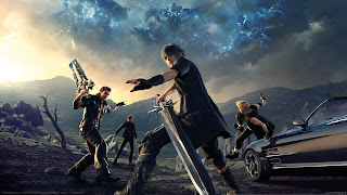 Final Fantasy 15 PS4 Wallpaper