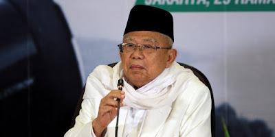 Wapres RI KH Ma'ruf Amin,  Akan Buka Rakernas MOI ke 1, di Jakarta