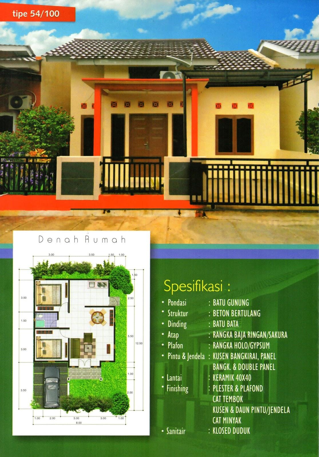 70 Harga Rumah Minimalis Type 36 Di Balikpapan | Typehom