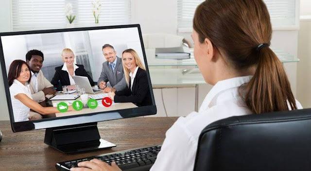 ما يجب فعله وما لا يجب فعله في مؤتمرات الفيديو
