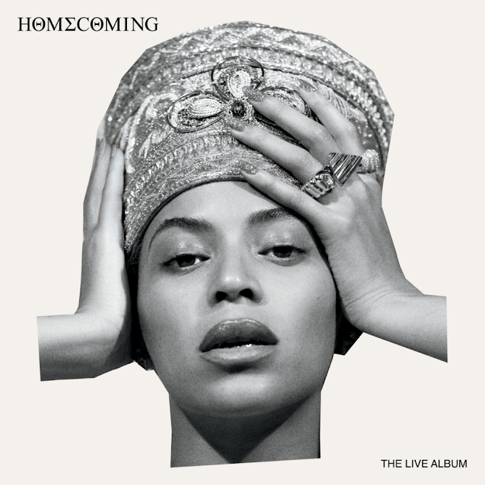 ALBUM: Beyoncé – Homecoming: The Live Album (Zip File)