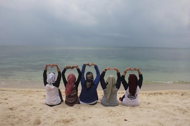 Pesona Pulau Benan