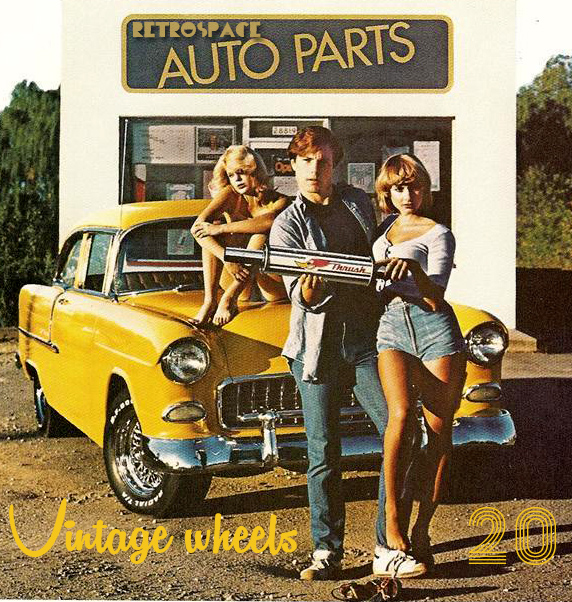 Remarkable, Auto inc part vintage suggest you