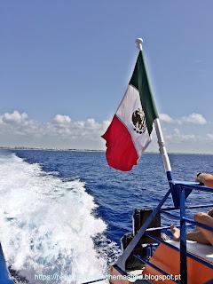 Ferry Boat, México Waterjets
