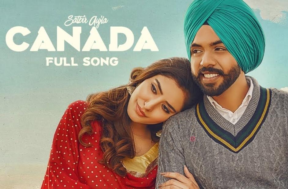 Canada Lyrics - Satbir Aujla - Download Video or MP3 Song