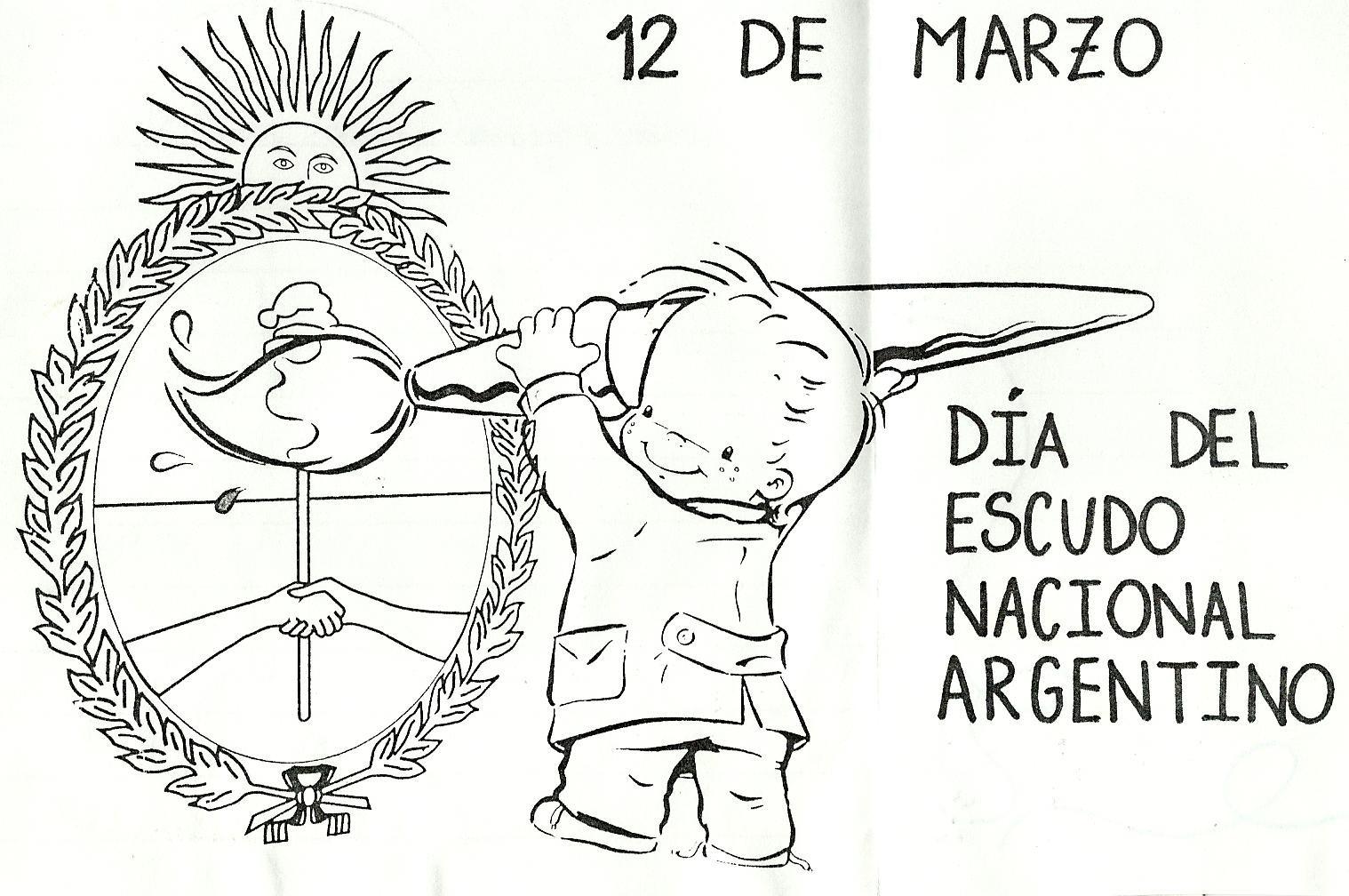 Feliz Dia Del Escudo Nacional Argentino