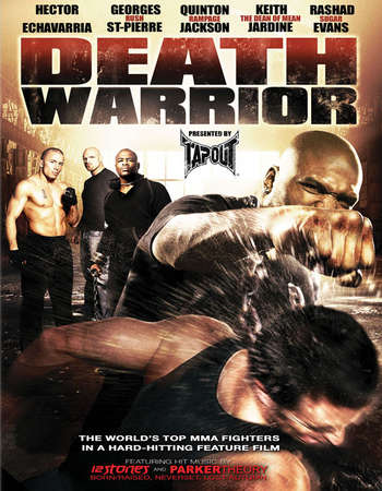 Death Warrior 2009 Hindi Dual Audio 300MB UNRATED  576p  Free Download Watch Online world4ufree.org