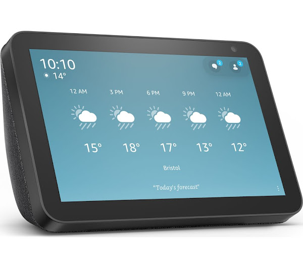 Amazon vai lançar novo Echo de 15 polegadas