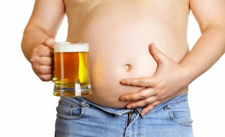 Mengapa Sering Minum Alkohol Dapat Membuat Perut Buncit? Ternyata Ini Penyebabnya