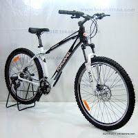 3 Sepeda Gunung FORWARD DAMIANO 1.0 26 Inci