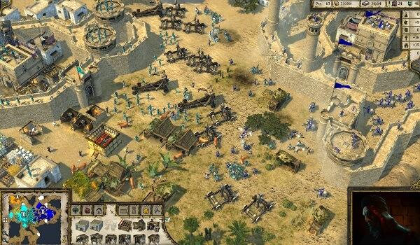 تحميل لعبة صلاح الدين 2 كاملة من ميديا فاير