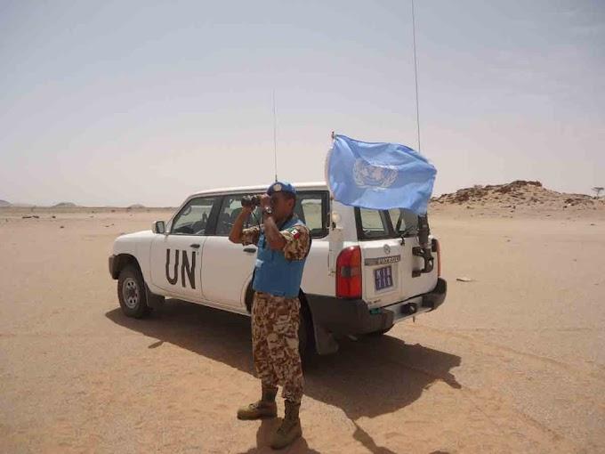 """""""EE.UU trata de satisfacer a los dos beligerantes, pero en realidad no satisface en absoluto al pueblo saharaui""""."""