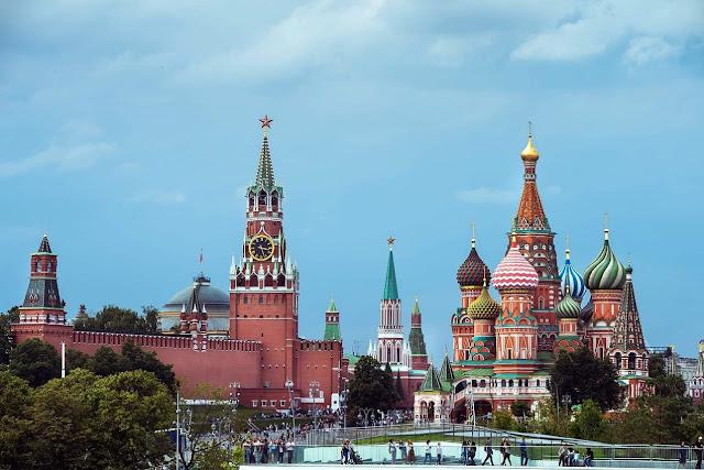 praça vermelha russia