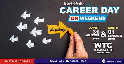 Career Day dari Karirpedia di Jakarta