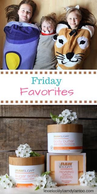 Friday Favorites - Mom Blog