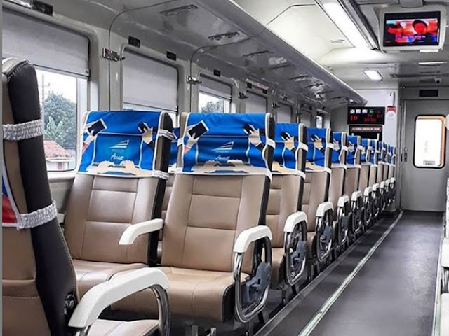 Info Tiket dan Kereta Api Tambahan Liburan Natal dan Tahun Baru