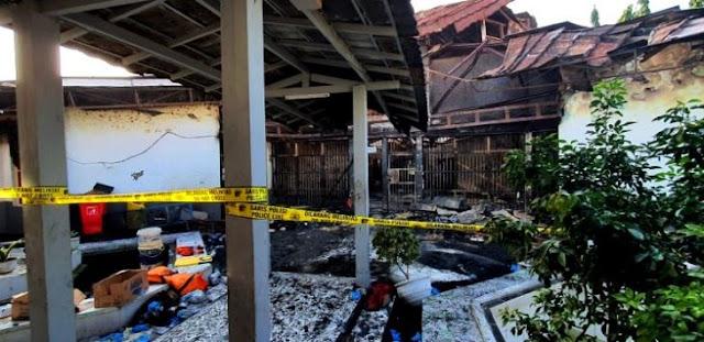 Kebakaran Lapas Tangerang, Dirjen PAS Heran: Kok Bisa Tewas 41?