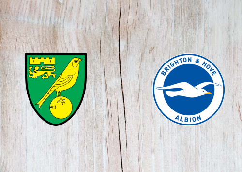Norwich City vs Brighton & Hove Albion -Highlights 04 July 2020