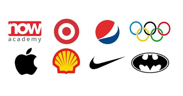 ví dụ về logo 2D