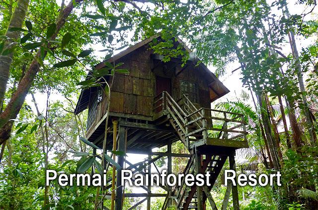 Permai Rainforest Resort Sarawak