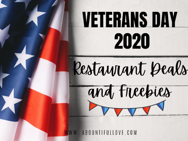 2020 Veterans Day