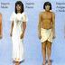 Hacer túnica para disfraz de Egipcio
