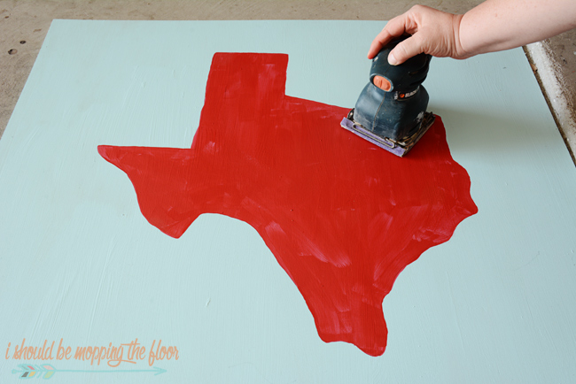 DIY Texas Art