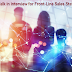 Walk in interview for Front-Line Sales Staff