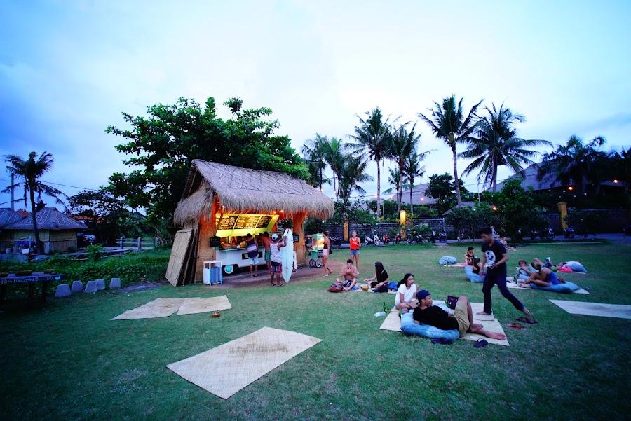 Echo beach Canggu, Bali