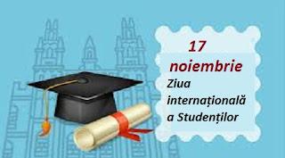 17 noiembrie: Ziua internațională a Studenților