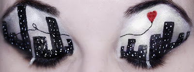 Creative Eyelid Artwork by Katie Alves (15) 10
