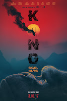 kong skull island nuevo poster 1