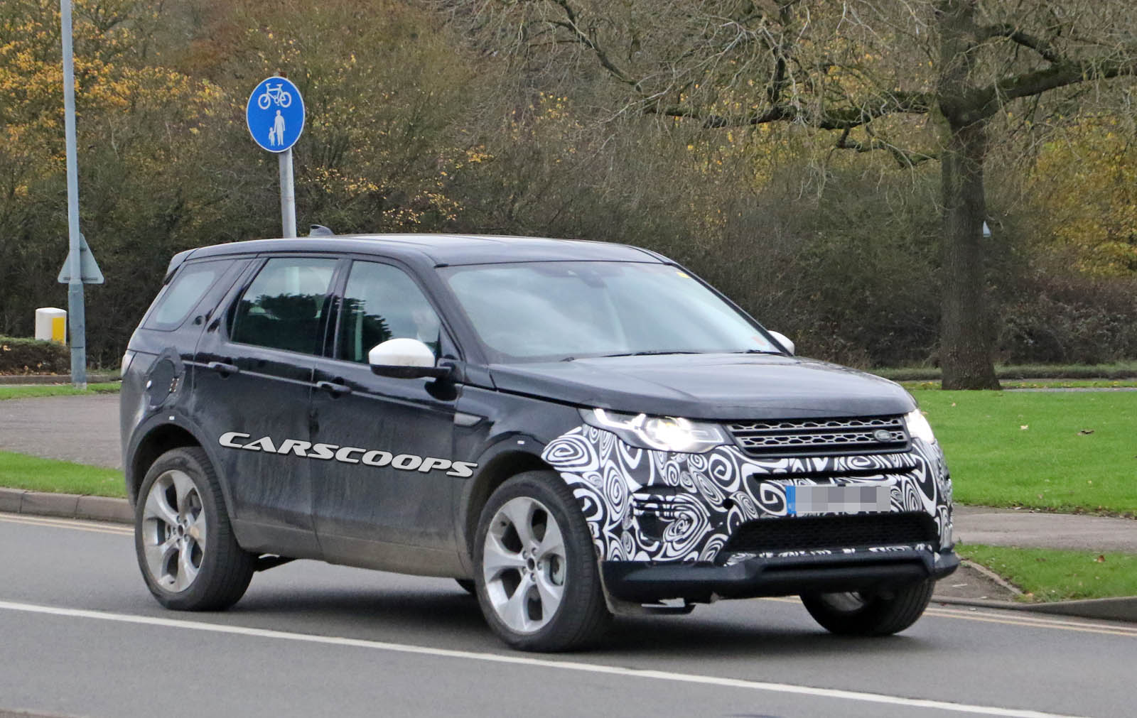 What S Land Rover Got Cookin With This Discovery Sport