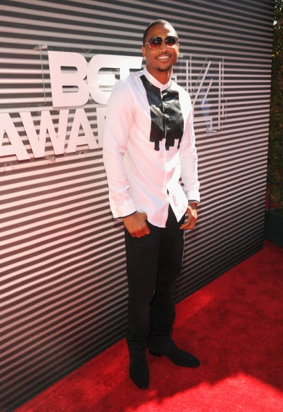 trey Red Carpet photos from 2014 BET Awards + Full List of Winners