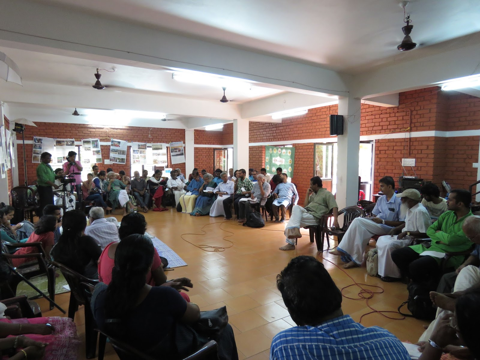 Vikalp Sangam in Kerala | Ashish Kothari