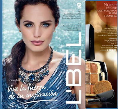 Campaña 11 LBel 2016 Mexico