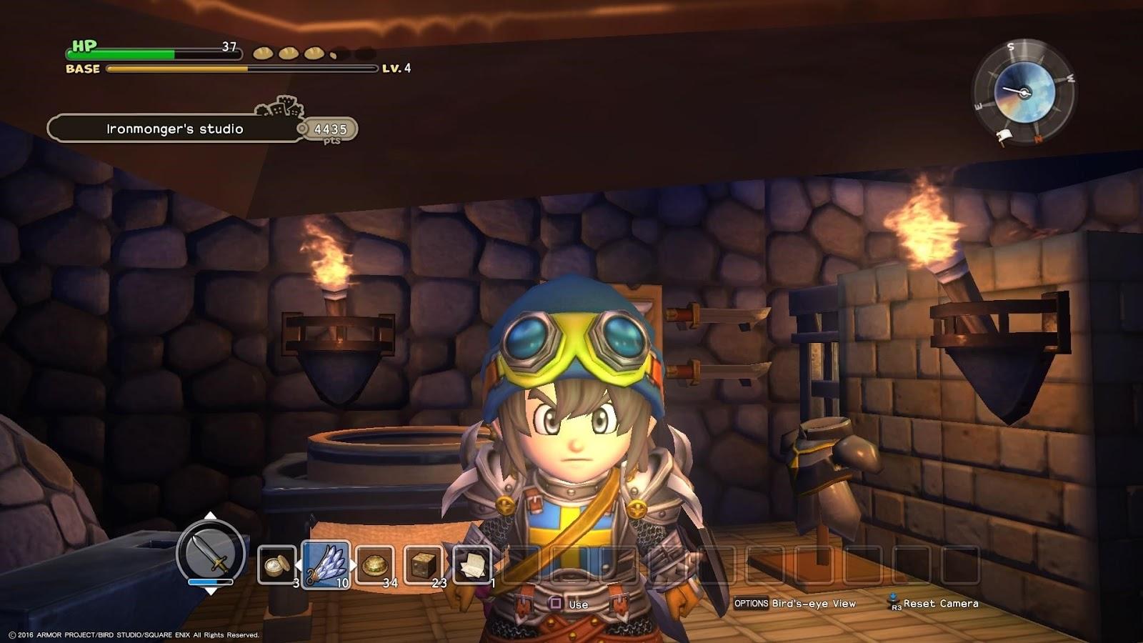 Dragon Quest Builders Ps Key