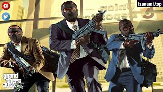 (200MB) Grand Theft Auto V (GTA 5) Apk + données OBB Pour Android (Sans verification)