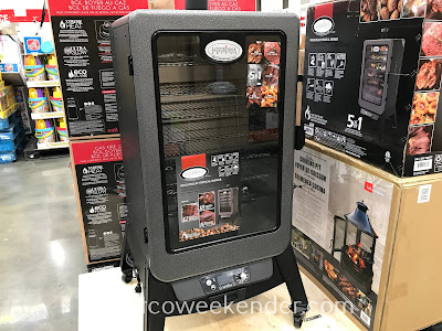 Smoke some ribs or brisket with the Louisiana Grills 7 Series Wood Pellet Vertical Smoker