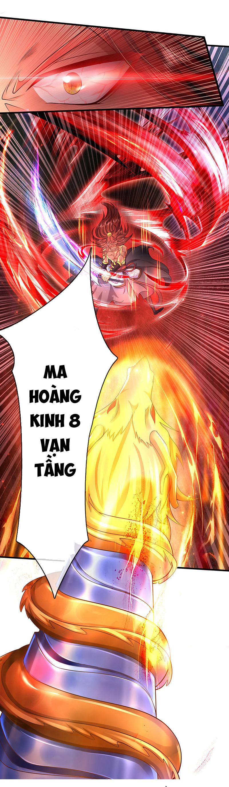Đại Ma Hoàng Thường Ngày Phiền Não Chương 43 - Truyentranhaudio.online