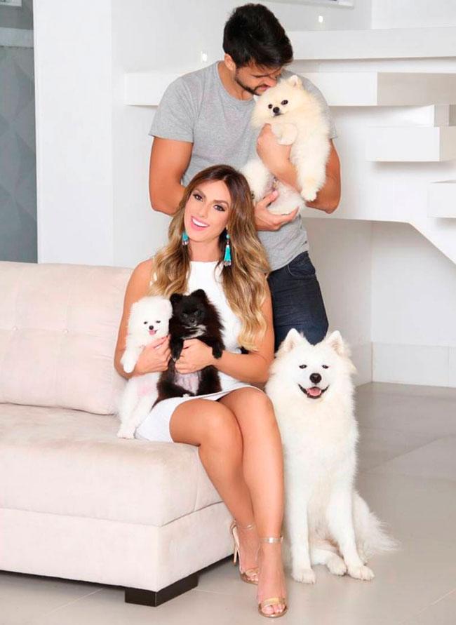 O casamento de Nicole e Marcelo não sai por menos de R$ 150 mil